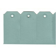 Labels 55x110mm blauw 1000st Td99359015